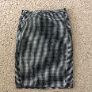 Gorgeous merona high waist pencil skirt business